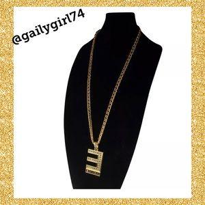 Gold Eminem Necklace